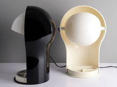 Telegono, design Vico Magistretti, produzione Artemide, 1968 - at Triennale di Milano Design Museum