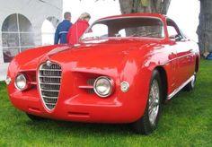 1953 Alfa Romeo Ghia 1900