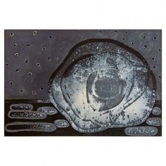 "FAUSTINO AIZKORBE ""PAISAJE""  Acrílico/lienzo de lino. Año 2002.Fdo. Aizkorbe. Medidas: 190 x 120 cm."