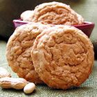 Oatmeal peanut butter cookies.  I just made these and they are FANTASTIC!  Used all butter though, and added1 tsp vanilla and 1/4 tsp almond extract, plus 1 3/4 c. flour, 1/2 tsp salt and 1 1/2 c. oatmeal (vs what the recipe calls for)