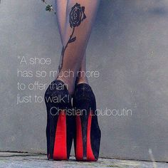 I could care less about that quote but I really like her rose tat!