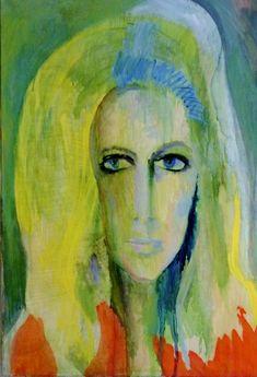 Portret van Cornelie, Paul Citroen