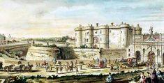 The Bastille around 1715, by Rigaud