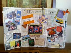 Pebbles In My Pocket Blog: I Believe Boards
