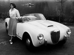 Lancia Aurelia GT Convertible Prototipo (Pininfarina) (1954)