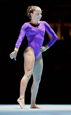 favorite gymnast in the history of ever. such an inspiration <3 Carly Patterson
