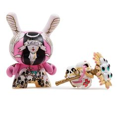 Arcane Divination Kidrobot Dunny Mini Series in Full | The Toy Chronicle