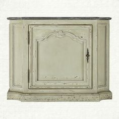 The Luca Buffet features a beautiful weathered base complemented by a stunning bluestone top--the perfect centerpiece for your dining room or grand e