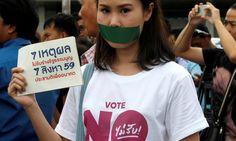 . Thailand: Rights Crisis Deepens Under Dictatorship Empty Junta Promises to Return to Democracy, Respect Rights . ไทย: สิทธิวิกฤตล้ำลึกภายใต้การปกครองแบบเผด็จการ คณะผู้ยึดอำนาจการปกครอง สัญญาที่ว่างเปล่าว่าจะกลับไปยังประชาธิปไตยเคารพสิทธิมนุษยชน . http://wp.me/p7cLjG-1Je องค์กรสิทธิมนุษยชน, ฮิวแมนไรท์วอทช์, voicetv