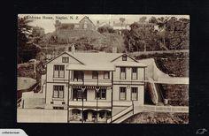 NAPIER Childrens Home 1911 postcard | Trade Me
