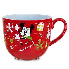 Share the Magic Minnie Mouse Coffee Mug Christmas Cup, Disney Christmas, Crackpot Café, Teapots And Cups, Teacups, Disney Coffee Mugs, Disney Cups, Disney Souvenirs, Disney Kitchen