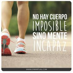 No hay cuerpo imposible sino mente incapaz