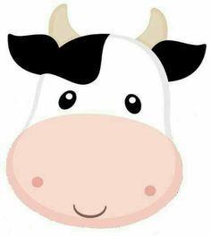 Cow Birthday, Farm Animal Birthday, Birthday Party Themes, Barnyard Party, Farm Party, Farm Theme, Animal Party, Paper Decorations, Preschool Activities