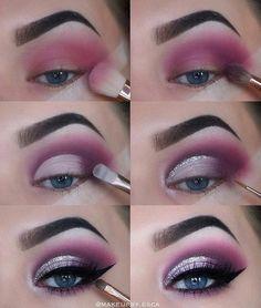 Natural Smokey Eye Makeup Make You Brilliant eye makeup tutorial; eye makeup for brown eyes; eye makeup for brown eyes; Eye Makeup Steps, Makeup Eye Looks, Makeup For Brown Eyes, Cute Makeup, Gorgeous Makeup, Makeup Tips, Makeup Ideas, Makeup Inspiration, Eye Makeup Tutorials