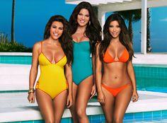 Bronceado marca Kardashian. Las hermanas lanzan linea de bronceadores llamado Kardashian Sun Kissed
