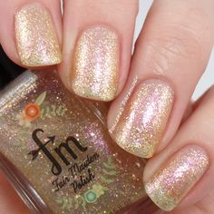 Fair Maiden Polish Pop the Bubbly  http://www.fairmaidenpolish.com http://www.polishedpathology.com