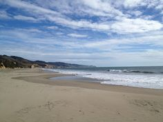 Limantour Beach - one of the few West Marin beaches where we can take dogs... Love watching them run!