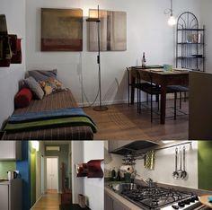 I MULINI B&B: DANTE 12 - appartamento in centro a Vigevano