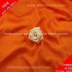 14mm silk crepe de chine fabric-reddish orange http://www.silkfabricuk.com/14mm-silk-crepe-de-chine-fabricreddish-orange-p-382.html