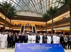 WMO Regional Association for Asia opening session, Abu Dhabi, 11 Feb