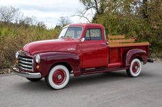 1951 GMC 3600 Pickup this would be sweet