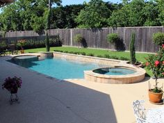 Contemporary Swimming Pools Design 170 — Custom Outdoors
