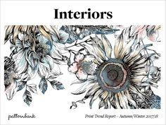 Interiors Print & Pattern Trend Report – Autumn/Winter 2017/18