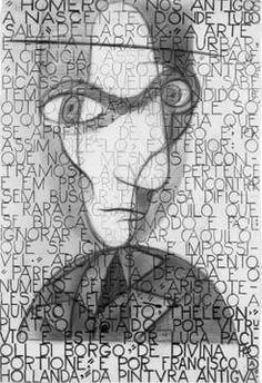Almada Negreiros - Autorretrato, 1948