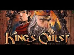Kings Quest Трейлер - YouTube