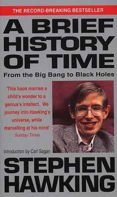 A Brief History of Time by Stephen Hawking http://www.amazon.co.uk/dp/0553176986/ref=cm_sw_r_pi_dp_tHTfvb09ET306