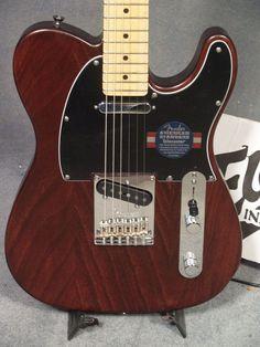 Fender American Standard Mahogany Stain Telecaster