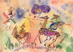 Don-Quijote-y-Sancho-Panza.