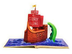 Design Is Storytelling by James Graves