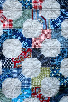 bow tie quilt | Flickr - Photo Sharing!