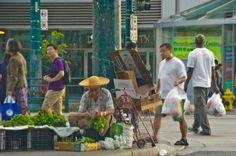 Chinatown, Dundas + Spadina