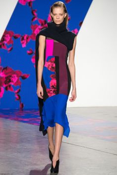 Thakoon fall/winter 2014 collection - New York fashion week