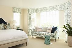 bedroom | Bonesteel Trout Hall