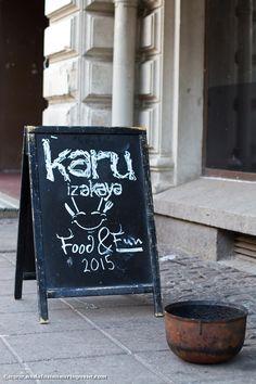 Karu Izakaya in Turku takes Japanese food to a whole new level <3