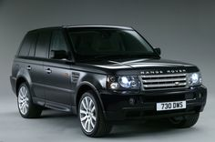 Range Rover. dream car if money + environment didn't matter.