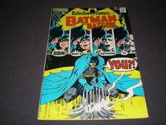 DC Detective Comics 408 Batman & Batgirl  DC Comics by HeroesRealm Listed for Sale @https://www.etsy.com/shop/HeroesRealm $19.99
