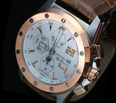 Maison de ventes aux enchères en ligne Catawiki  Meyers Fly Racer 47  Automatic - Montre-bracelet - Chronographe f23b7a475a2