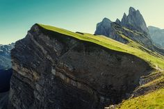 The Alps Photographed by Lukas Furlan