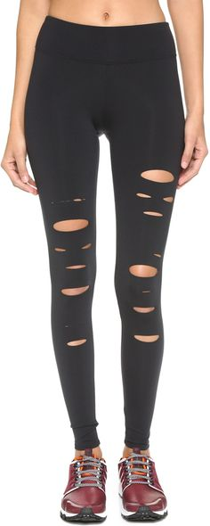 SOLOW Deconstructed Leggings