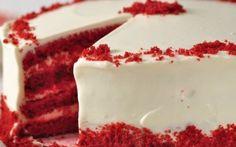 Торт красный бархат -шаг 1