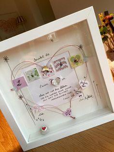 Bild LOVE zur Hochzeit ganz viele herzen und ein schöner Text für den besonderen Tag :) UNIKAT incl. Rahmen und Passepartout ❤️alle meine persönlichen Bilder sind unverwechselbar mit...