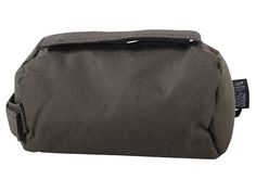 MidwayUSA Tactical Rear Shooting Rest Bag Nylon Olive Drab Cylinder