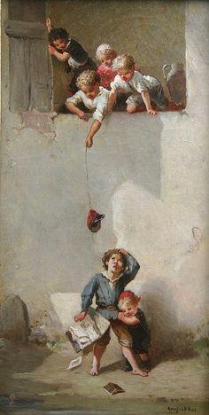 Unknow title. François-Louis Lanfant de Metz