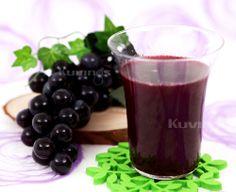 Grape Natural Juice Juice Smoothie, Smoothies, Fresh Juice Recipes, Cold Press Juicer, Fruit Ice Cream, Plant Based Milk, Juicers, Grape Juice, Health Articles