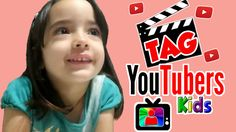 Tag Youtubers Kids por Julia Rutter