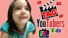 Tag Youtubers Kids por Julia Rutter